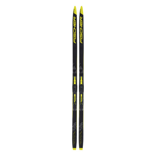 Twin skin sprint jr felleski med binding