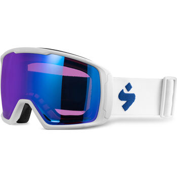 Sweet Protection Clockwork World Cup RIG Amethyst alpinbriller Herre Hvit