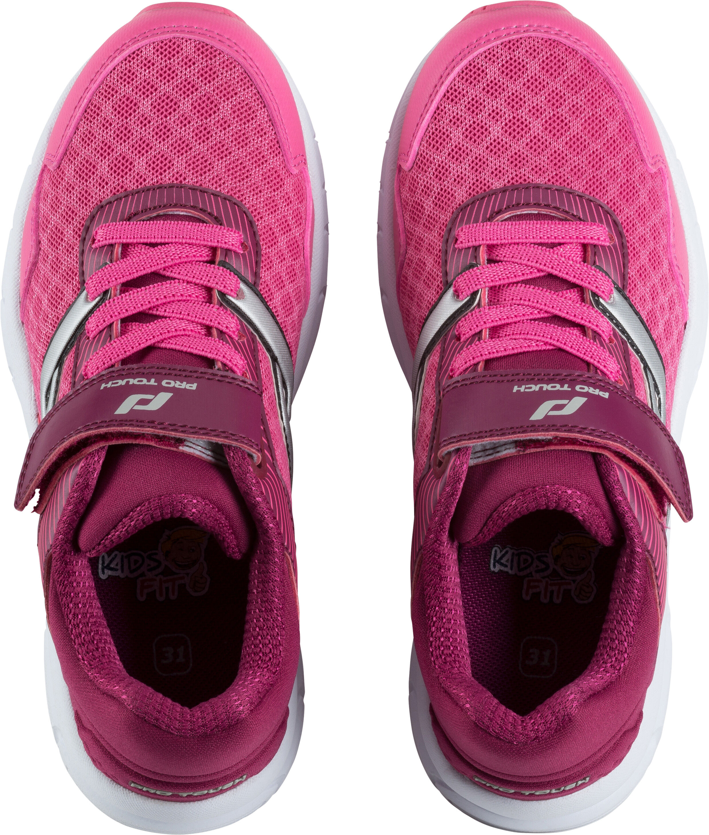 PRO TOUCH | Elexir 9 løpesko dame | Løpesko | Rød