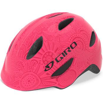 Giro Scamp sykkelhjelm barn Rosa