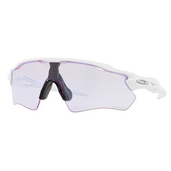 Radar EV Path Prizm™ Lowlight - Polished White sportsbriller