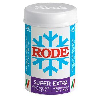 RODE P38 festevoks blå super extra