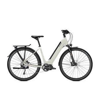 Raleigh Preston 10 el-sykkel Hvit