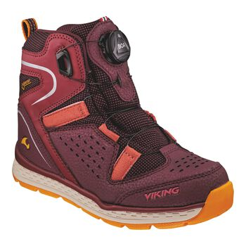 VIKING footwear Espo BOA GTX vintersko junior Rød