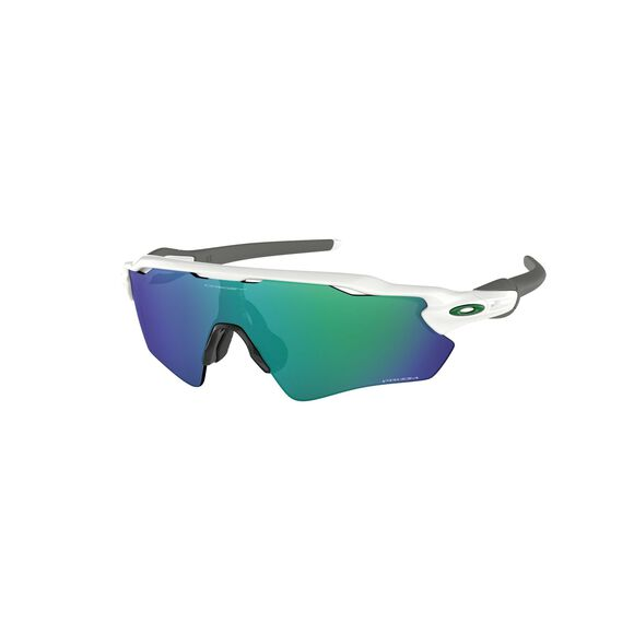 Radar EV Path Prizm™ Jade - Polished White sportsbriller