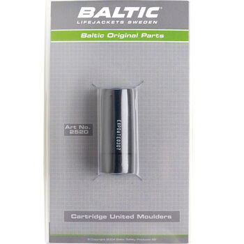 Baltic Cartridge United Moulders Svart
