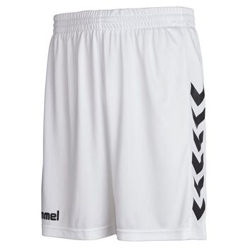 Hummel Core Poly Shorts Junior Hvit