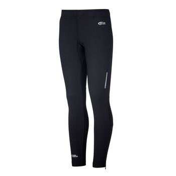 Frank Shorter Paddington III vintertights junior Svart