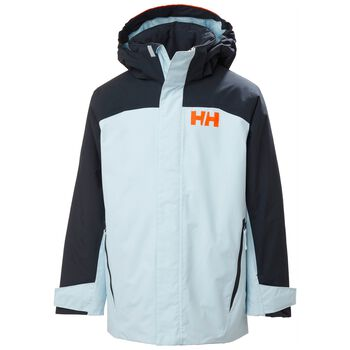 Helly Hansen Level skijakke junior Blå