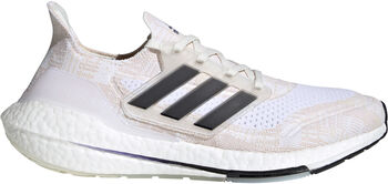 adidas Ultraboost 21 Primeblue løpesko herre Hvit