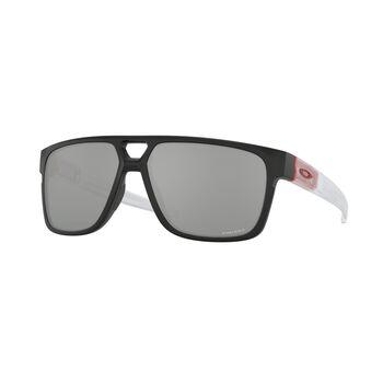 Oakley Crossrange Prizm™ Black - Matte Black solbriller Grå