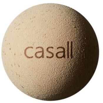 Casall Pressure Point Ball Bamboo massasjekule Grå