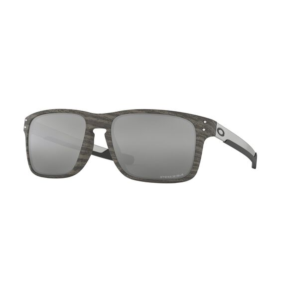 Holbrook Mix Prizm™ Black - Woodgrain solbriller