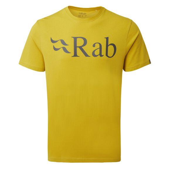 Stance Logo t-skjorte herre