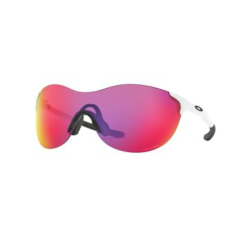 Oakley EVZero Ascend Prizm™ Road - Polished White solbriller Herre Flerfarvet