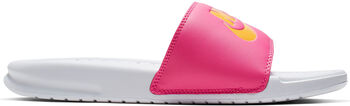 Nike Benassi JDI sandal dame Flerfarvet