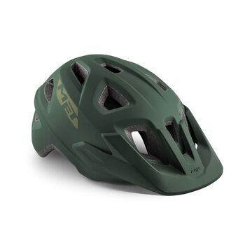 MET Echo sykkelhjelm Herre Grønn