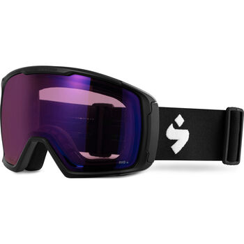 Sweet Protection Clockwork RIG Light Amethyst alpinbriller Herre Svart