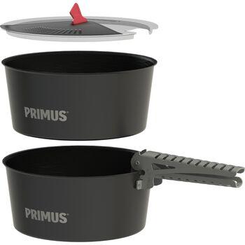 PRIMUS Litech Pot Set 1.3 liter kjelesett Svart