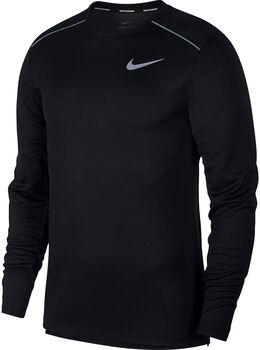 Nike Miler treningsgenser herre Svart