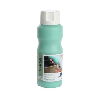 NORDEN OLJE X-REN håndrens 0,5 liter Grønn