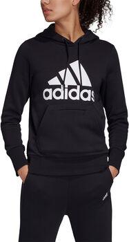 adidas Badge of Sport Pullover hettegenser Dame Flerfarvet