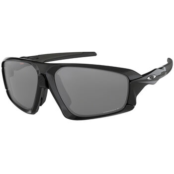Oakley Field Jacket Prizm™ Black Polarized - Polished Black sportsbriller Herre Flerfarvet