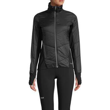 Casall Longvity Jacket jakke dame Svart