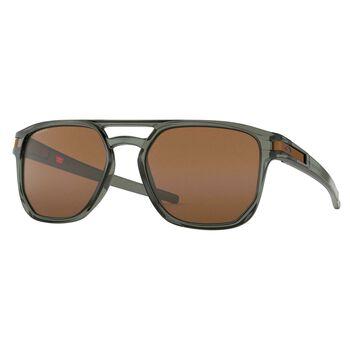 Oakley Latch Prizm™ Tungsten - Olive Ink solbriller Herre Brun