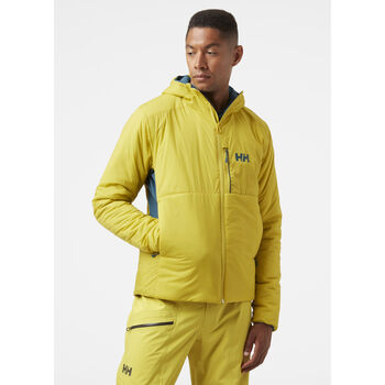 Helly Hansen Odin Stretch Hooded Insulator jakke herre Gul