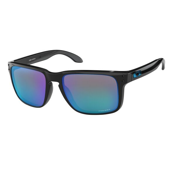Holbrook XL Prizm™ Sapphire - Polished Black solbriller