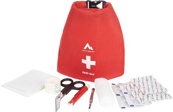 Førstehjelpsskrin med innhold