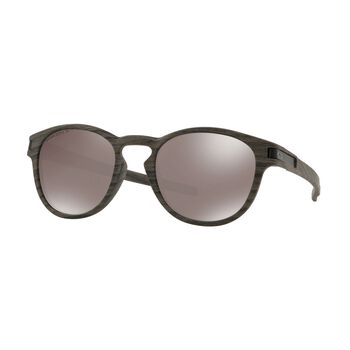 Oakley Latch Prizm™ Black Polarized - Woodgrain solbriller Herre Brun