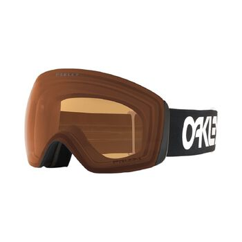 Oakley Flight Deck XL Factory Pilot Black, Prizm Snow Persimmon alpinbriller Herre Brun