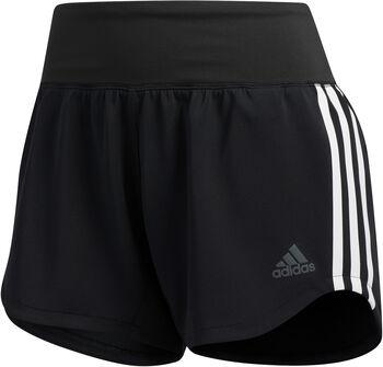 adidas 3-Stripes Gym treningsshorts dame Svart