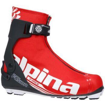 ALPINA FSK skisko skøyting Herre Rød