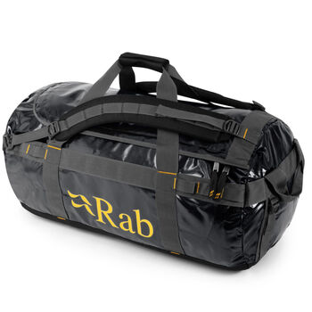 Rab Expedition Kitbag 80 L duffelbag Grå
