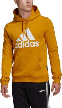 adidas Badge of Sport hettegenser herre  Oransje