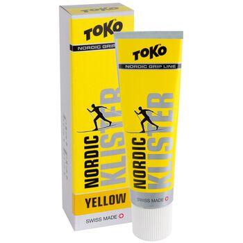TOKO Nordic klister 55g Yellow Gul