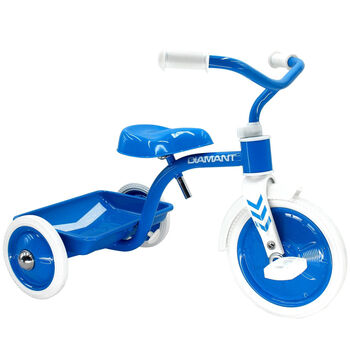 Diamant Flash trehjulsykkel Blå