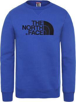 The North Face Drew Peak Crew fritidsgenser herre Blå
