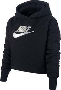 Nike G NSW FF CROP hettegenser junior Jente