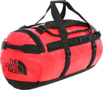 The North Face Base Camp Duffel - M duffelbag 71 liter Rød