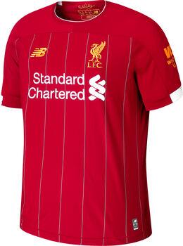 New Balance Liverpool FC SS hjemmedrakt junior Rød