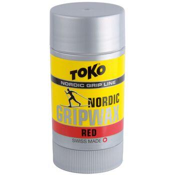 TOKO Nordic Gripwax festevoks rød Gul