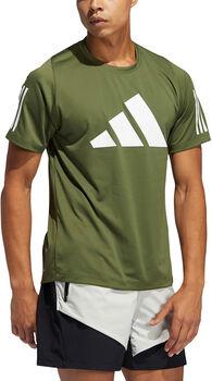 adidas FreeLift teknisk t-skjorte herre Grønn