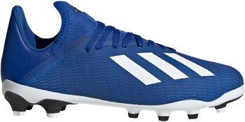 adidas X 19.3 fotballsko gress/kunstgress junior Gutt