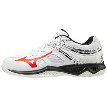 Mizuno Lightning Star Z5 håndballsko junior Hvit