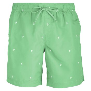 Bula Scale Shorts Herre Grønn