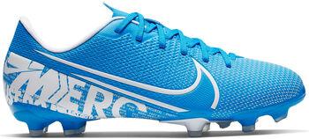 Nike Mercurial Vapor 13 Academy fotballsko gress/kunstgress junior Blå